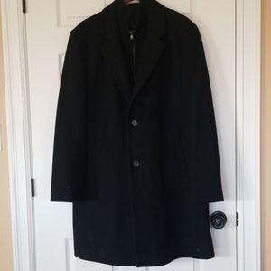 Michael Kors wool mens coat